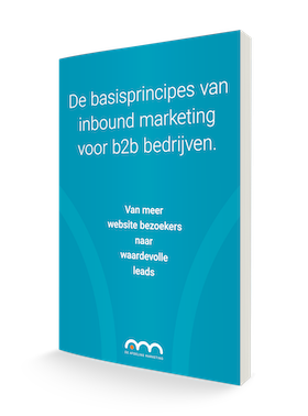 e-book basisprincipes inbound marketingvoor B2B bedrijven